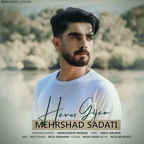 دانلود آهنگ مهرشاد ساداتی هنوز گیجم