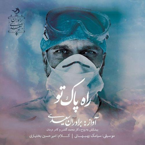دانلود آهنگ برادران سعیدی راه پاک تو